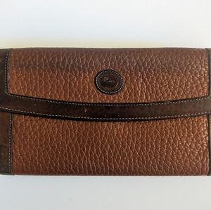 Vintage Dooney & Bourke Leather Wallet